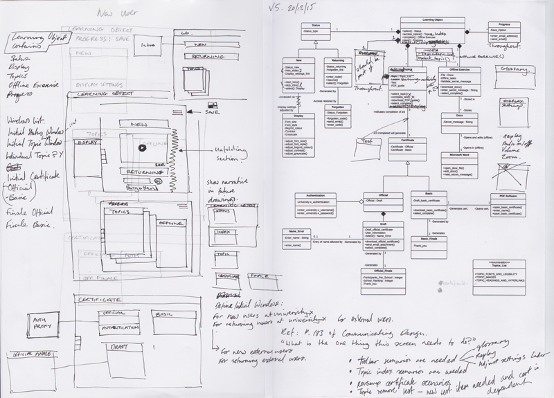 wireframe sketches 1