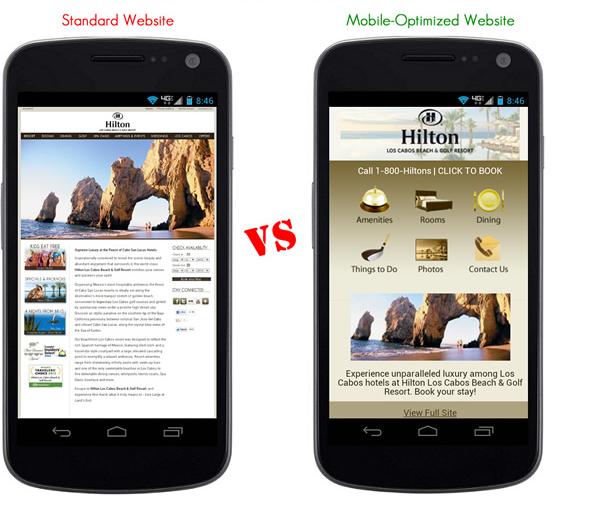 mobile optimised