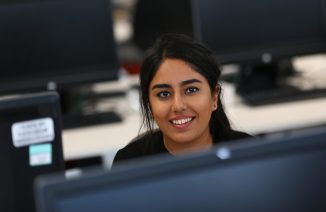 Amandeep Kaur Bhasin. Computer Science BSc(Hons)