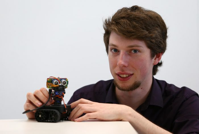 John Evans. Computer Science (Games) BSc(Hons)