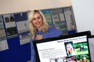 Katherine Haycock, Business Information Systems