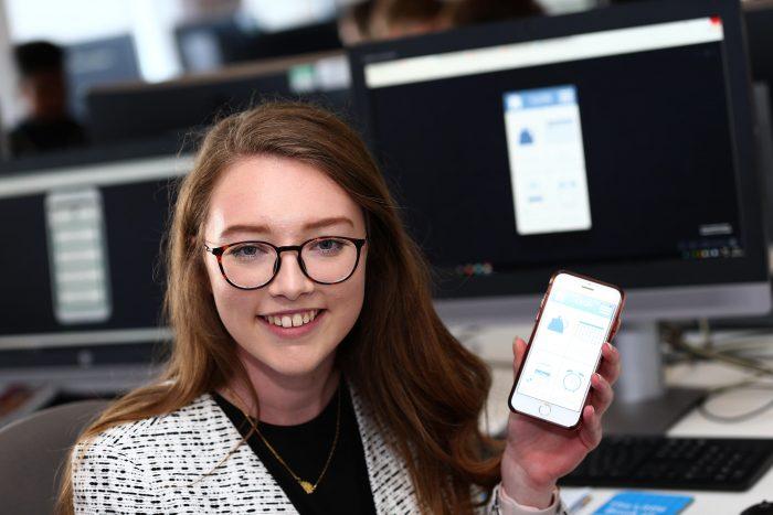 Elise Davies, Digital Media BSc(Hons0
