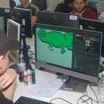 Fast work at the UKie GameJam