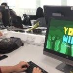 University of Brighton students win GameJam 2018 award