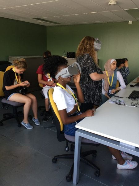 computing summer school workshop