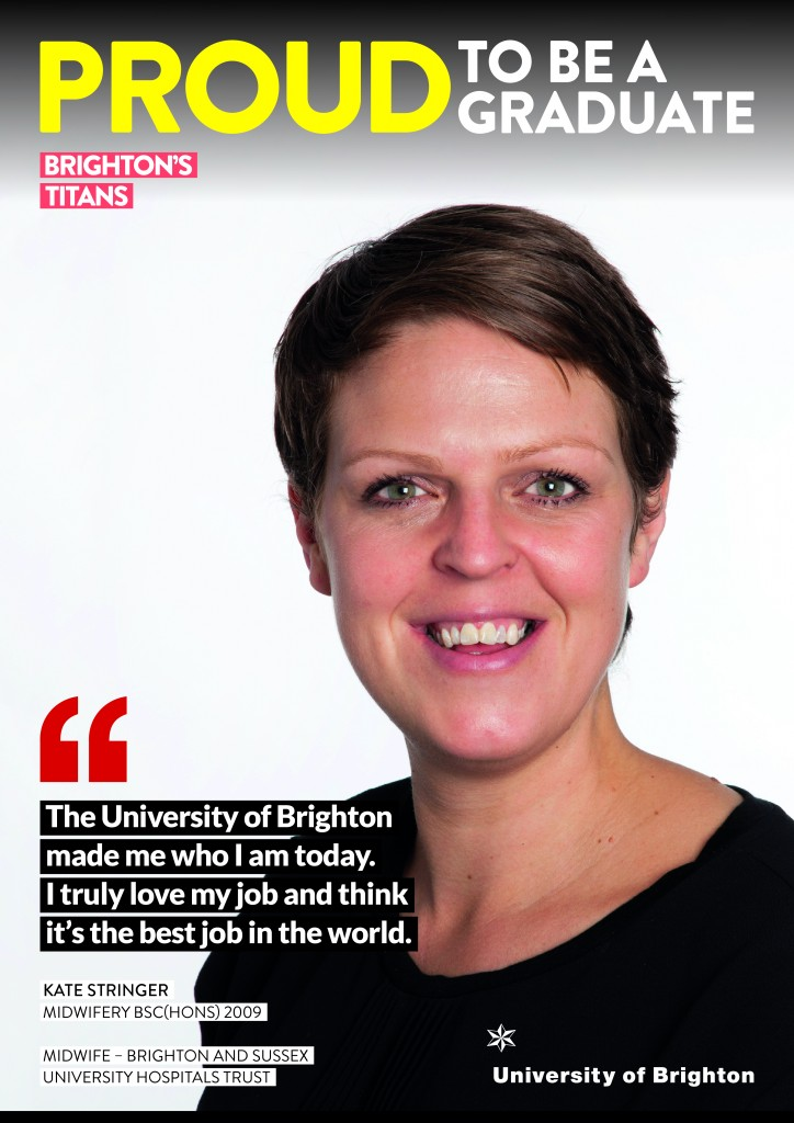 Meet Brighton's Titans (School of Health Sciences)