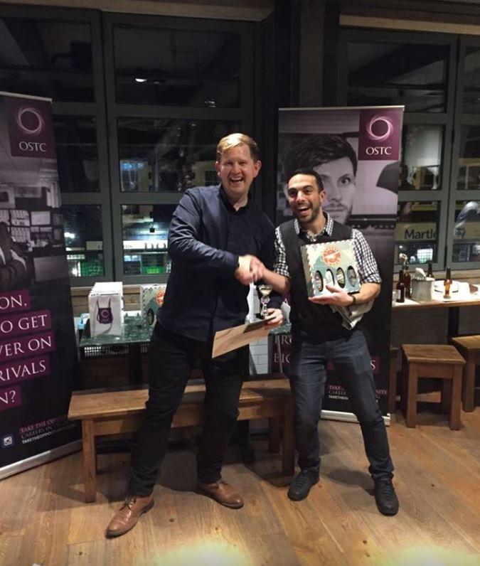 OSTC Brighton v Sussex Trading Challenge 2018