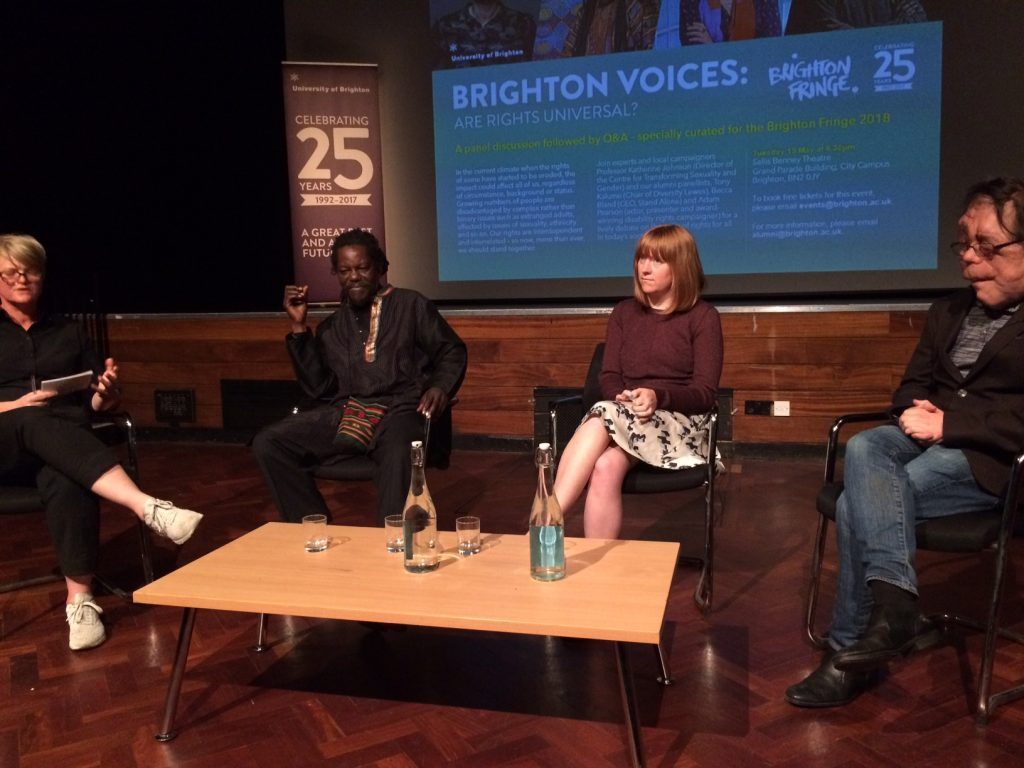 Brighton Voices: Are Rights Universal?