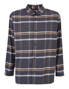 Debenhams checked shirt designed by Hannah