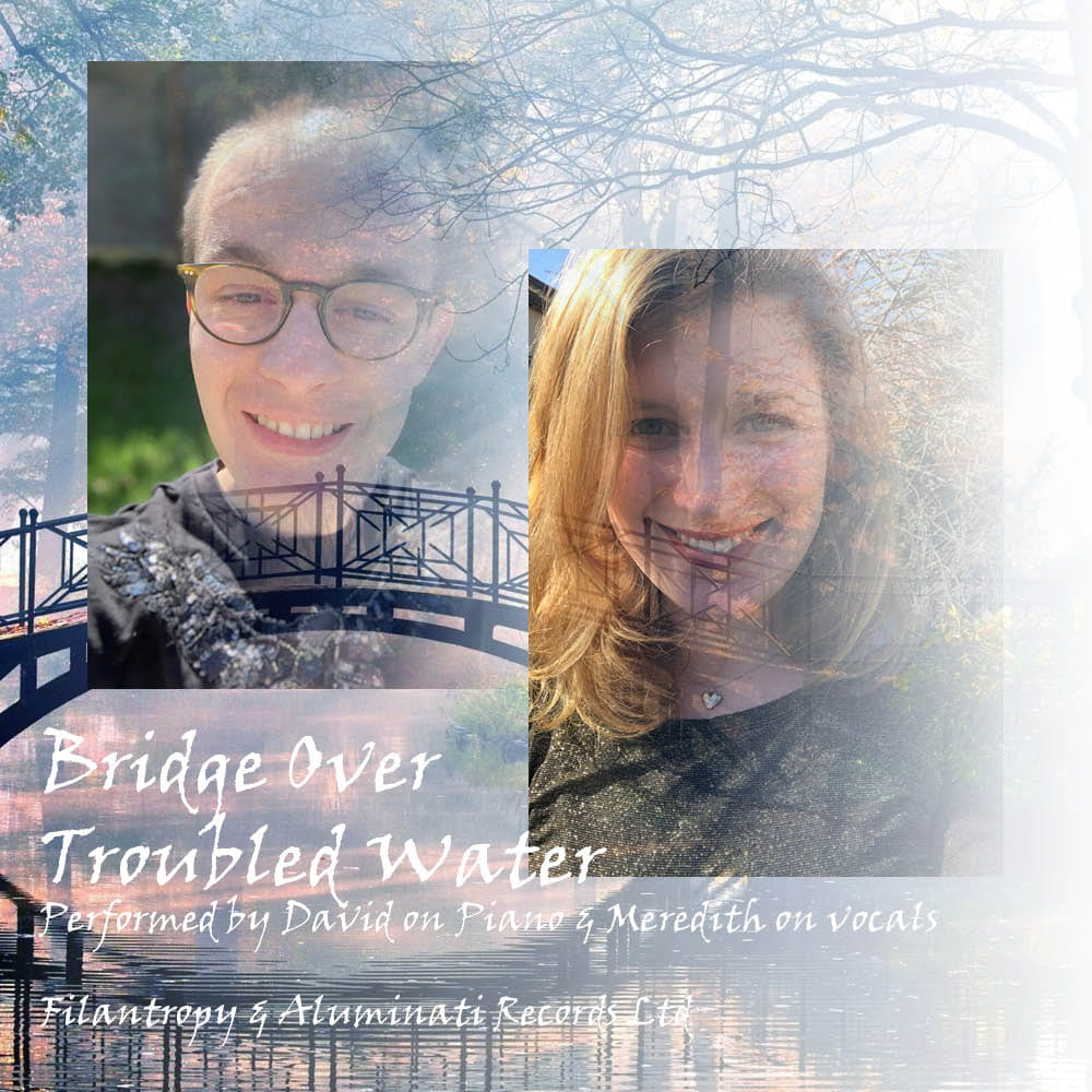 Bridge over troubled waters album