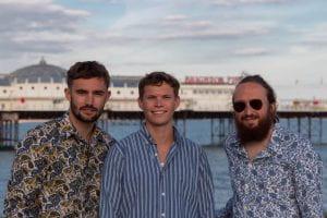 Charlie, Matthew and Ryan