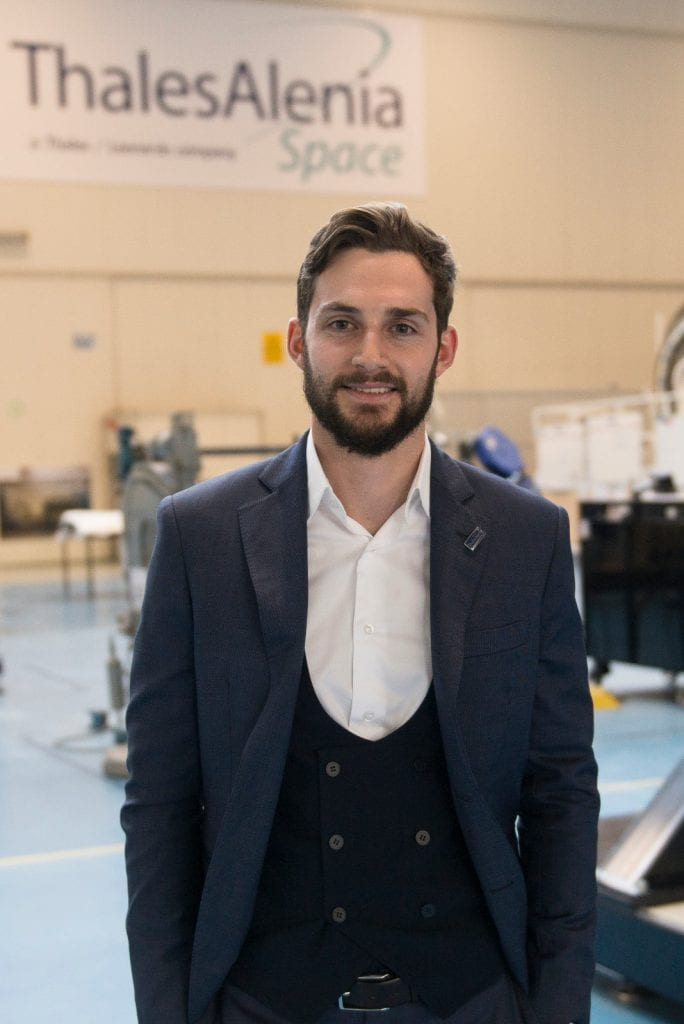 From Brighton Business School to space exploration communications....