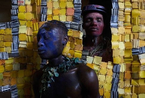 The Brighton Effect: Serge Attukwei Clottey