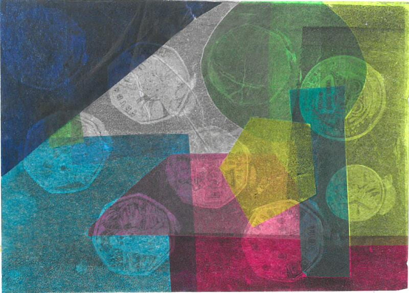 Outreach to Brighton & Hove Schools with Fine Art Printmaking