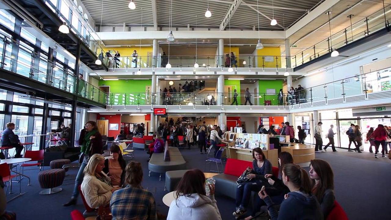 Library, University of Brighton
