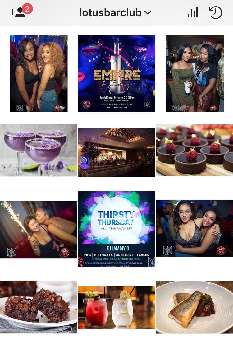 Lotus Bar Instagram Page 43af197be