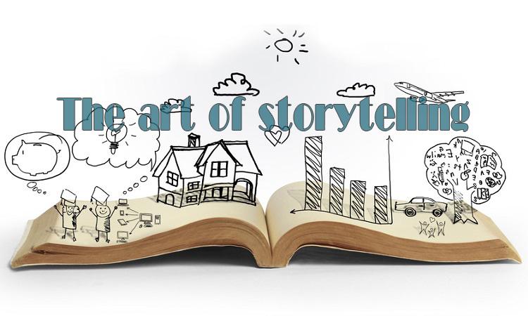 The Art of Storytelling 6dd616802