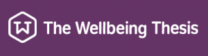 Wellbeing Thesis logo