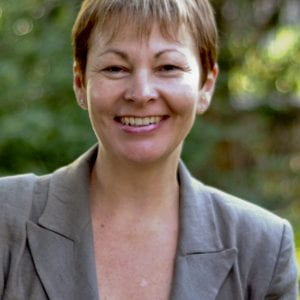 Caroline Lucas set for University nature conference