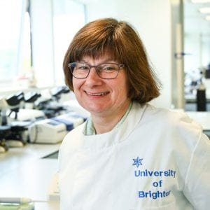 Brighton academic receives prestigious lifetime membership
