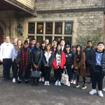 Field trip for hospitality students