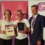 University of Brighton academic honoured