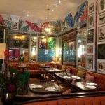 Field Trip to the Ivy Restaurant, Brighton