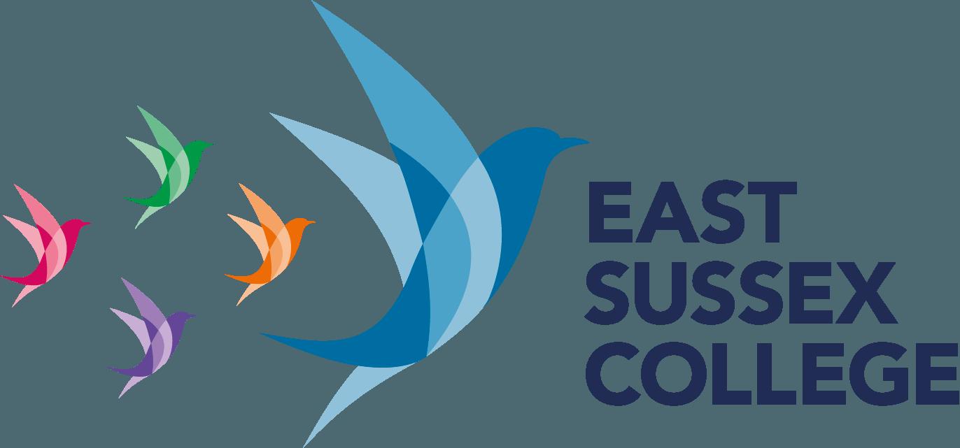 east sussex college logo