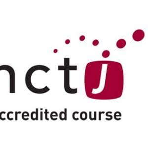 NCTJ accreditation
