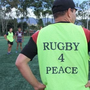 Rugby 4 Peace in Colombia