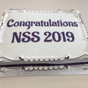 Celebrating the NSS