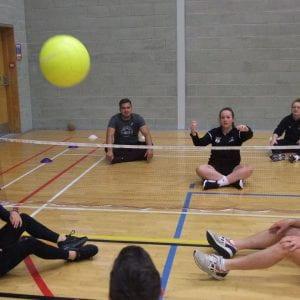 Disability sport awareness training