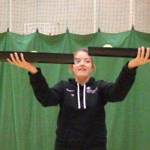 Teaching memory through physical education
