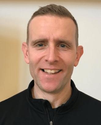 A smiling Jim Wallis
