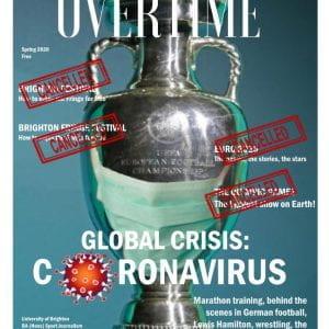 New Overtime magazine