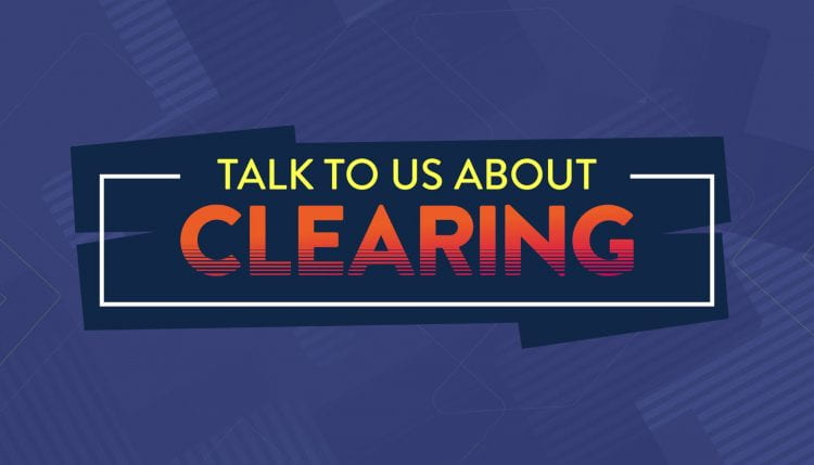 Talk to us about Clearing graphic