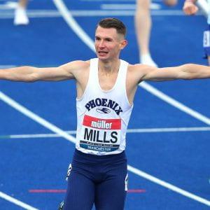Brighton graduate completes British athletics double