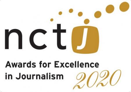 NCTJ awards logo