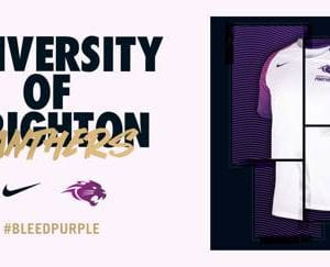 University of Brighton partners with Nike