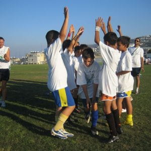 Pioneering Football 4 Peace International project hits 20th anniversary