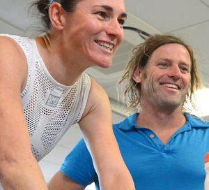 University coach celebrates record success with Paralympics legend Sarah Storey