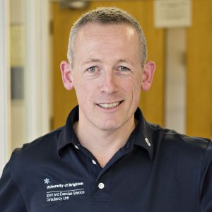 Fellowship accolade for influential Brighton sport and exercise scientist