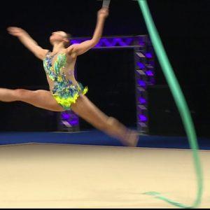 Brighton student in GB world championship rhythmic gymnastics team
