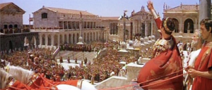The Fall of the Roman Empire (1964).