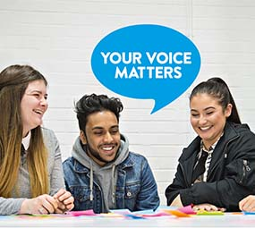 Your Voice Matters blog