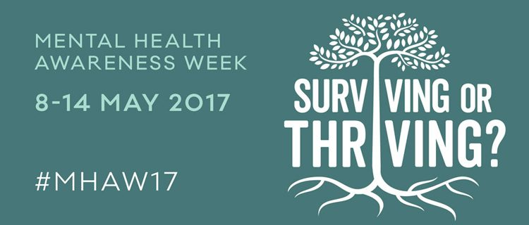 Mental Health Awareness Week 2017 | Student News and Events