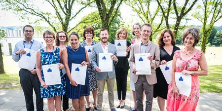 EFEL teaching award winners 2017