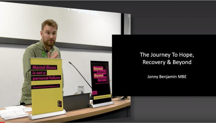 Jonny Benjamin at University of Brighton_screenshot