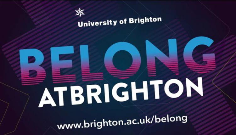 Belong at Brighton: University of Brighton