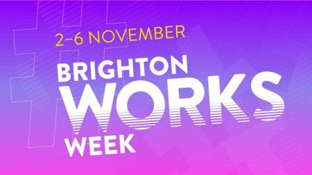 Brighton Works Week logo